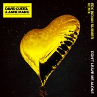David Guetta Don't Leave Me Alone (feat. Anne-Marie) [EDX's Indian Summer Remix]