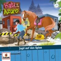 Kati & Azuro 021 - Jagd auf den Spion (Teil 09)