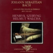 ヘンリク・シェリング/ヘルムート・ヴァルヒャ ヴァイオリンとチェンバロのためのソナタ 第3番 ホ長調 BWV1016: 第2楽章: Allegro