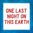 Sundara Karma One Last Night On This Earth
