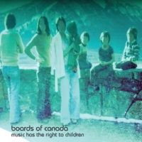 Boards of Canada Olson
