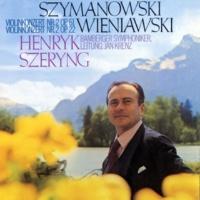 ヘンリク・シェリング/バンベルク交響楽団/ヤン・クレンツ Wieniawski: Violin Concerto No. 2 / Szymanowski: Violin Concerto No. 2