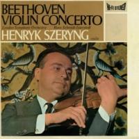 ヘンリク・シェリング/ロンドン交響楽団/ハンス・シュミット=イッセルシュテット Beethoven: Violin Concerto; Romance No. 2