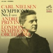 André Previn Nielsen: Symphony No. 1 in G Minor, Op. 7