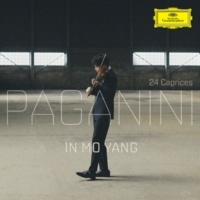 In Mo Yang Paganini: 24 Caprices for Violin, Op.1, MS. 25 - No. 2 in B Minor