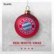 """Various Artists FC Bayern München Presents """"Red White Xmas - Das FC Bayern München Weihnachtsalbum"""""""