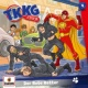 TKKG Junior 004/Der Rote Retter