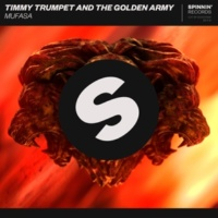 Timmy Trumpet and The Golden Army Mufasa