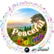 w-Band Peaceful colors
