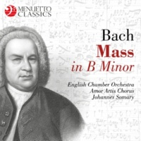 English Chamber Orchestra, Amor Artis Chorus & Johannes Somary Mass in B Minor, BWV 232: No. 28. Agnus Dei - Dona nobis pacem