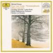 グンドゥラ・ヤノヴィッツ/ベルリン・フィルハーモニー管弦楽団/ヘルベルト・フォン・カラヤン Strauss, R.: Four Last Songs; Metamorphoses; Oboe Concerto