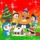 水田わさび(ドラえもん)/大原めぐみ(のび太)/かかずゆみ(しずか)/木村昴(ジャイアン)/関智一(スネ夫)/ひばり児童合唱団 Ding!Dong!クリスマスの魔法