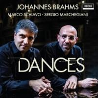 Marco Schiavo/Sergio Marchegiani Brahms: 21 Hungarian Dances, WoO 1 - for Piano Duet - No. 2 in D minor (Allegro non assai)