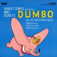 Shirley Temple Walt Disney's Dumbo Also The Tootlepipers' Circus