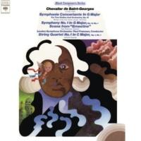 Paul Freeman String Quartet No. 1 in C Major, Op. 1, No. 1: II. Rondeau: Tempo di minuetto; Grazioso