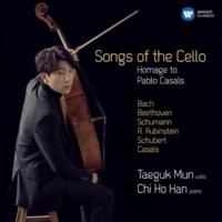Taeguk Mun Songs of the Cello
