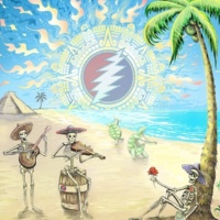 Dead & Company Playing In The Sand, Riviera Maya, 2/15/18 (Live)