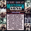 ヴァリアス・アーティスト Every Great Motown Song - The First 25 Years Vol. 1:The 1960's