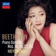 HieYon Choi Beethoven Piano Sonatas Nos. 18, 26, 27, 30