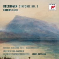 James Gaffigan Beethoven: Symphony No. 9 & Brahms: Nänie