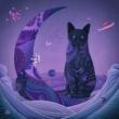 Maktub Violet Night (feat. Leeraon)
