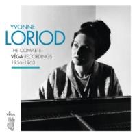イヴォンヌ・ロリオ The Complete Véga Recordings 1956-1963