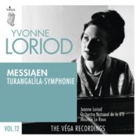 イヴォンヌ・ロリオ/Maurice Le Roux/Orchestre National de la RTF/ジャンヌ・ロリオ Messiaen: Turangalîla-symphonie