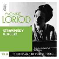 イヴォンヌ・ロリオ/Orchestre Des Cento Soli/Rudolf Albert Stravinsky: Petrouchka