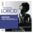イヴォンヌ・ロリオ/Orchestre Du Domaine Musical/ピエール・ブーレーズ Mozart: Piano Concerto No.1 in F, K.37 - 1. Allegro
