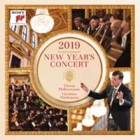 Christian Thielemann/Wiener Philharmoniker New Year's Concert 2019 / Neujahrskonzert 2019 / Concert du Nouvel An 2019