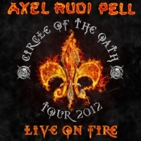 Axel Rudi Pell Live On Fire