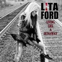 Lita Ford Living Like a Runaway