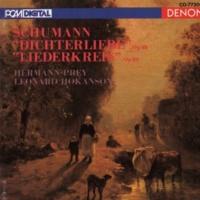 """Leonard Hokanson/Hermann Prey Schumann: """"Dichterliebe"""", Op. 48 & """"Liederkreis"""", Op. 24"""