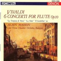 Budapest Liszt Ferenc Chamber Orchestra Vivaldi: 6 Concerti for Flute, Op. 10