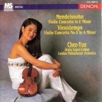 Jesus Lopez-Cobos/London Philharmonic Orchestra Mendelssohn: Violin Concerto in E Minor, Op. 64