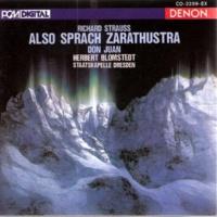 Herbert Blomstedt/Staatskapelle Dresden Strauss: Also Sprach Zarathustra, Op. 30