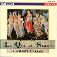 Takashi Baba/I Solisti Italiani Vivaldi: Il Cimento dell'armonia e dell'inventone (Vol.1), Concerti Op. 8, Nos. 1 - 6
