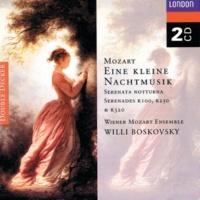 ウィーン・モーツァルト合奏団/ヴィリー・ボスコフスキー Mozart: Eine Kleine Nachtmusik; Serenata Notturna etc.
