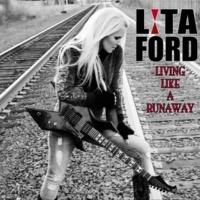Lita Ford Living Like a Runaway (Bonus Track Version)