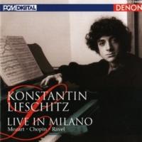 Konstantin Lifschitz Live in Milano