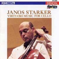 Janos Starker Janos Starker: Virtuoso Music for Cello