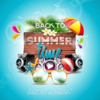 Dancefloor Hits 2015, Summer Experience Music Set, Daydream Island Collective Back to Summertime: Island Chillout