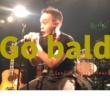 ガーリックバターソース Go bald