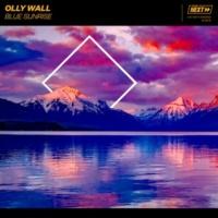 Olly Wall Blue Sunrise