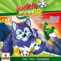 Teufelskicker 075 - Kampf der Maskottchen! (Teil 19)