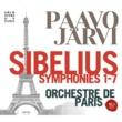 Paavo Jarvi (conductor) Orchestre de Paris シベリウス:交響曲全集