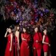 Flower 紅のドレス