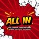 Tony Ejremar/Brinkenstjärna/Sandra Reiche/Alphaman All In (feat.Alphaman) [Radio Version]