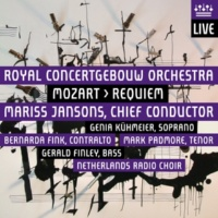 Royal Concertgebouw Orchestra Mozart: Requiem (Live)