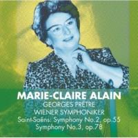 "Georges Prêtre Saint-Saëns : Symphonies Nos 2 &  3 ""Organ"""